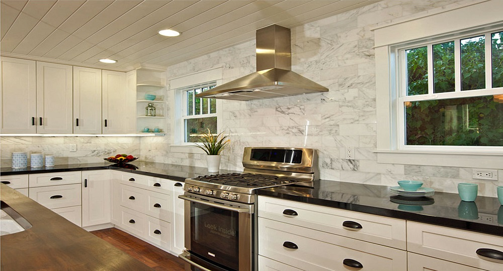 Kitchen Cabinet Refacing White Shaker Doors