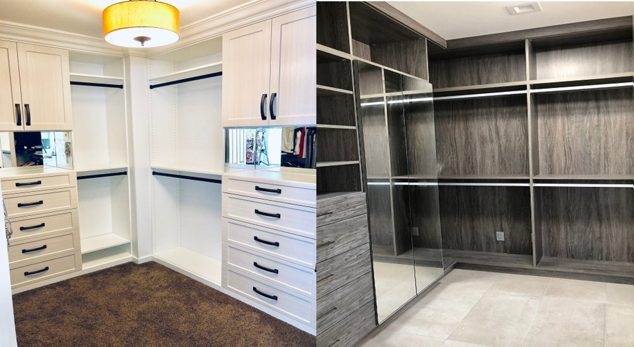 Designing And Installing The Right Closet Storage Solutions Chino Hills Ca