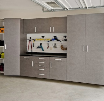 Custom Garage Cabinets Carmel Valley