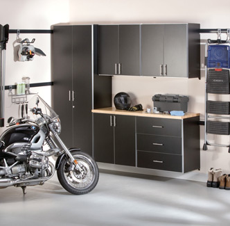 Custom Garage Organization Carmel Mountain