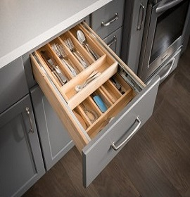 Custom Pull Out Drawers San Diego