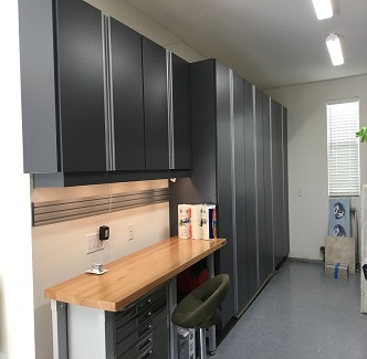 Custom Garage Cabinets And Overhead Storage In San Diego