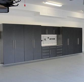 Custom Garage Cabinets And Overhead Storage In San Diego Free Design