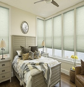 Oceanside Cellular Shades
