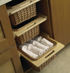 Pantry Baskets San Diego