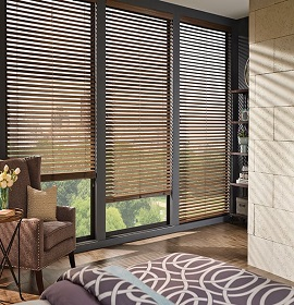 San Diego Wood Blinds